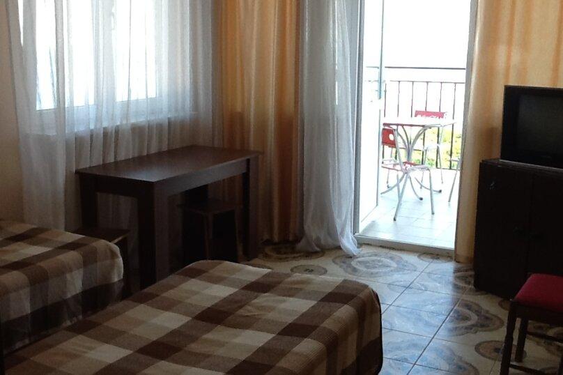 Коттедж в Крыму 500М от моря. Шикарный вид с балкона. Корпус 2, Виноградная улица, 8В на 4 комнаты - Фотография 19