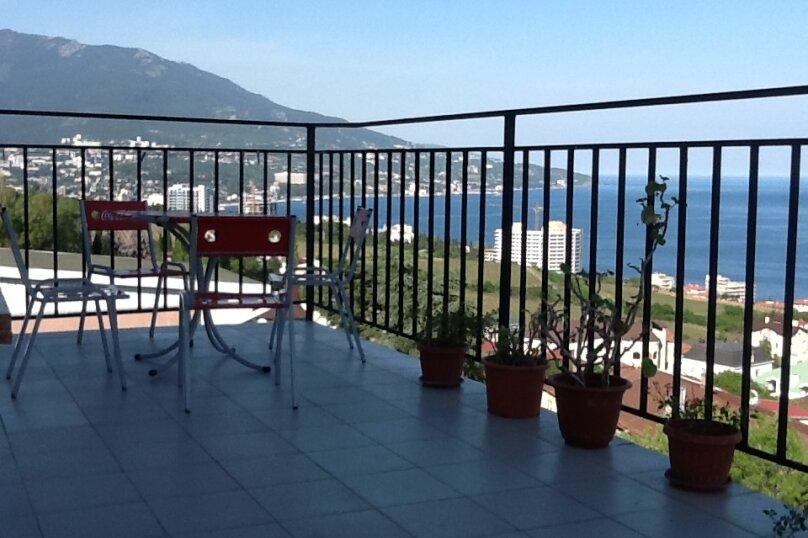 Коттедж в Крыму 500М от моря. Шикарный вид с балкона. Корпус 2, Виноградная улица, 8В на 4 комнаты - Фотография 20