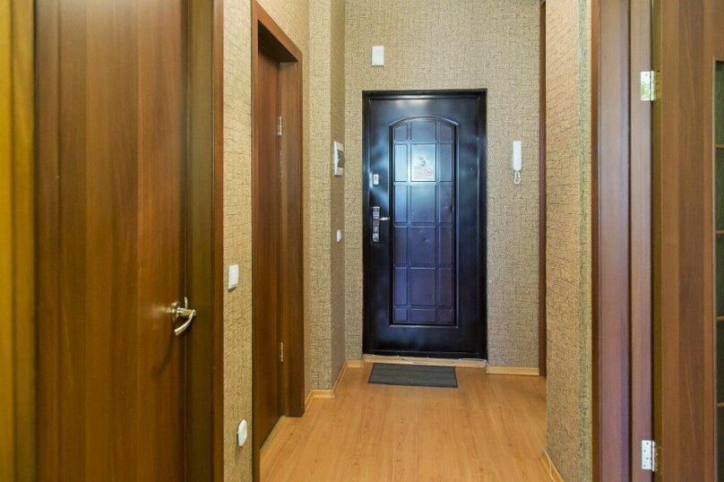 1-комн. квартира, 45 кв.м. на 4 человека, улица Авиаторов, 25, Красноярск - Фотография 5