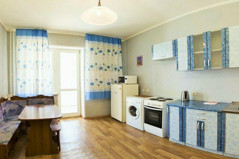 1-комн. квартира, 45 кв.м. на 4 человека, улица Авиаторов, 25, Красноярск - Фотография 8