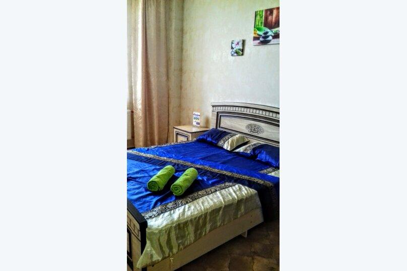 2-комн. квартира, 66 кв.м. на 6 человек, улица Александра Покрышкина, 2/2, Краснодар - Фотография 1