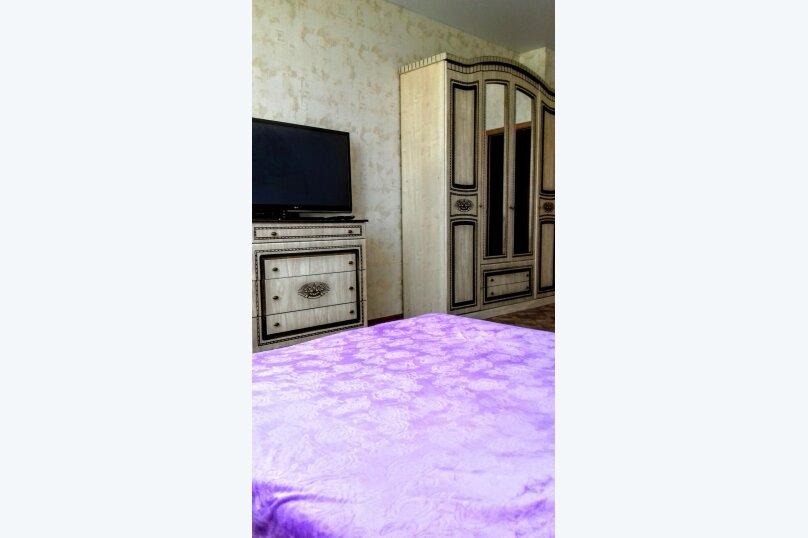 2-комн. квартира, 66 кв.м. на 6 человек, улица Александра Покрышкина, 2/2, Краснодар - Фотография 2