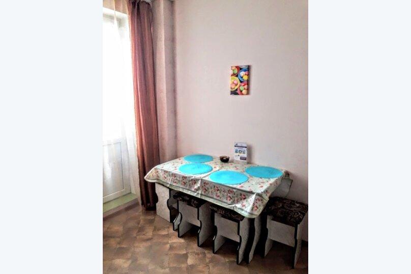 2-комн. квартира, 66 кв.м. на 6 человек, улица Александра Покрышкина, 2/2, Краснодар - Фотография 5
