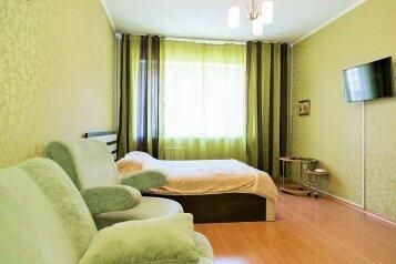 1-комн. квартира, 45 кв.м. на 4 человека, улица Авиаторов, Красноярск - Фотография 1