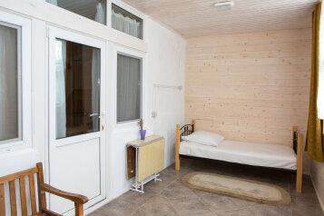 Летний домик, 30 кв.м. на 3 человека, 1 спальня, улица Космонавтов, Форос - Фотография 3