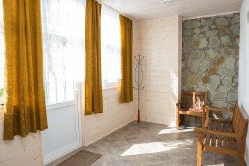 Летний домик, 30 кв.м. на 3 человека, 1 спальня, улица Космонавтов, Форос - Фотография 4