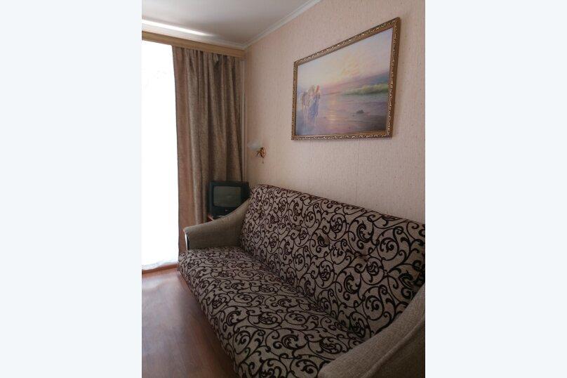 сдается номер  в  2 комнатном блоке  гостиницы, улица Победы, 153, Лазаревское - Фотография 1