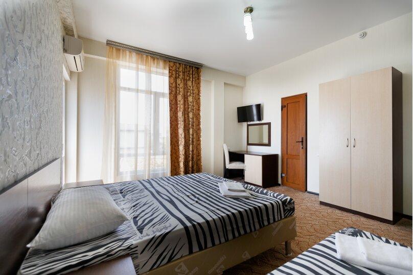 Люкс с двумя спальнями , Луговая улица, 11, Адлер - Фотография 1