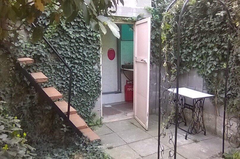 Летний домик, 20 кв.м. на 2 человека, 1 спальня, Западная улица, 20, Алупка - Фотография 7