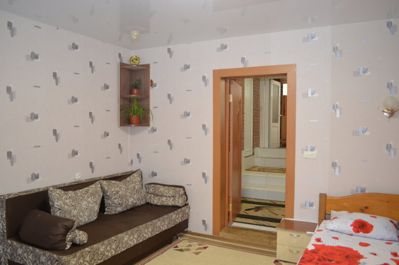 1-комн. квартира, 40 кв.м. на 4 человека, улица Владимира Хромых, 7, Алушта - Фотография 3