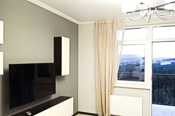 1-комн. квартира, 41 кв.м. на 4 человека, Больничный переулок, Геленджик - Фотография 2