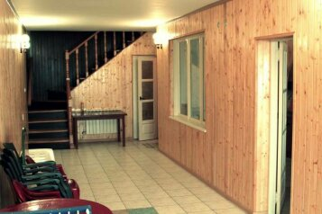Гостевой дом на первой линии, 130 кв.м. на 6 человек, 3 спальни, кооп. Дельфин, Набережная улица, Николаевка, Крым - Фотография 2