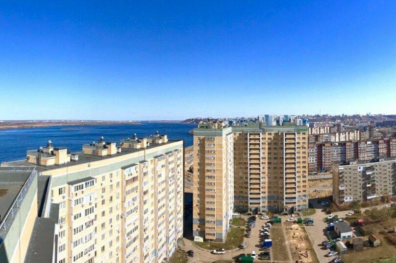 2-комн. квартира, 50 кв.м., Волжская набережная, 8, Нижний Новгород - Фотография 5