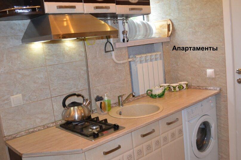 2-комн. квартира, 55 кв.м. на 5 человек, Революционная улица, 27, Геленджик - Фотография 3