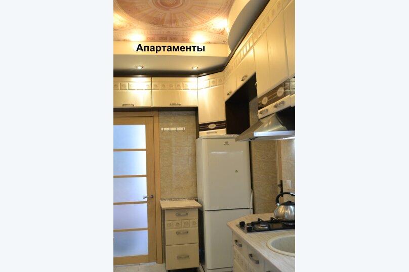2-комн. квартира, 55 кв.м. на 5 человек, Революционная улица, 27, Геленджик - Фотография 4