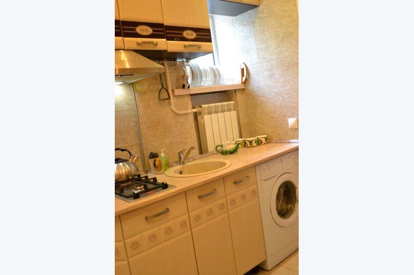 2-комн. квартира, 55 кв.м. на 5 человек, Революционная улица, 27, Геленджик - Фотография 6