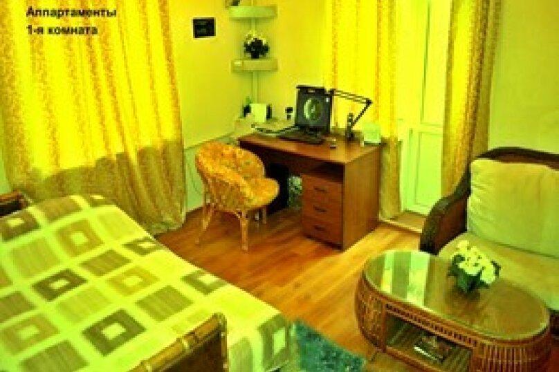 2-комн. квартира, 55 кв.м. на 5 человек, Революционная улица, 27, Геленджик - Фотография 16