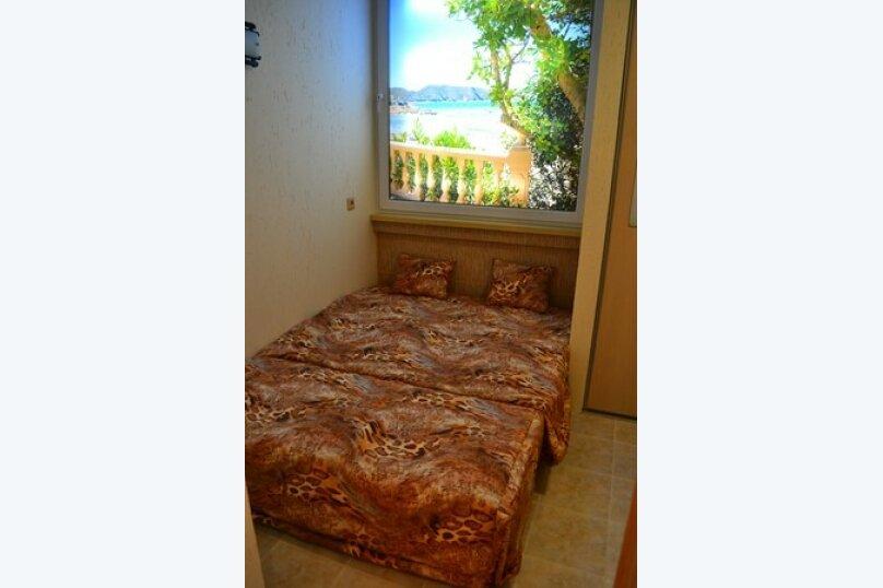 2-комн. квартира, 55 кв.м. на 5 человек, Революционная улица, 27, Геленджик - Фотография 22