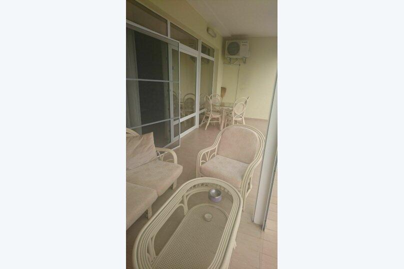 3-комн. квартира, 122 кв.м. на 6 человек, Ласпи, Бухта Мечты, Севастополь - Фотография 13