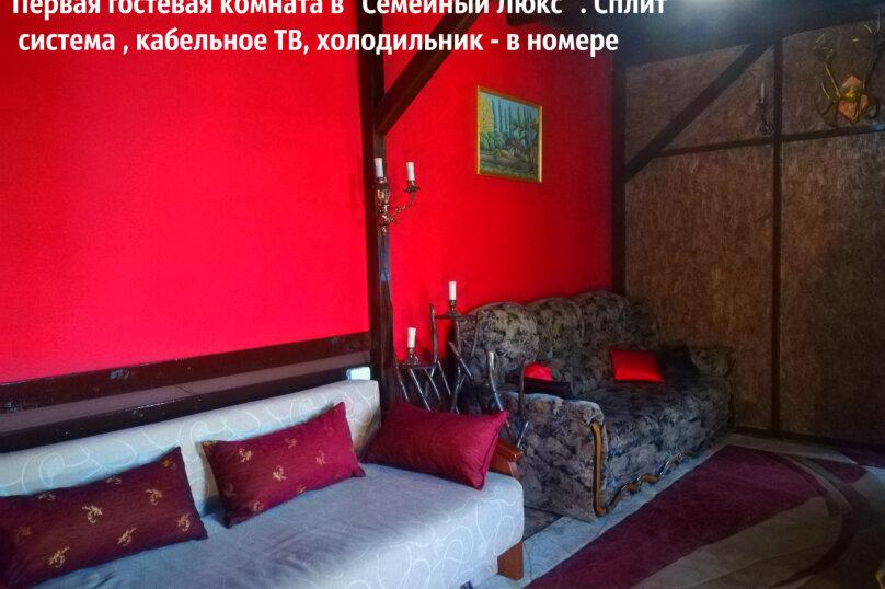 """Гостевой дом """"Альпийский ХуторокЪ"""", Альпийская улица, 12 на 6 комнат - Фотография 5"""