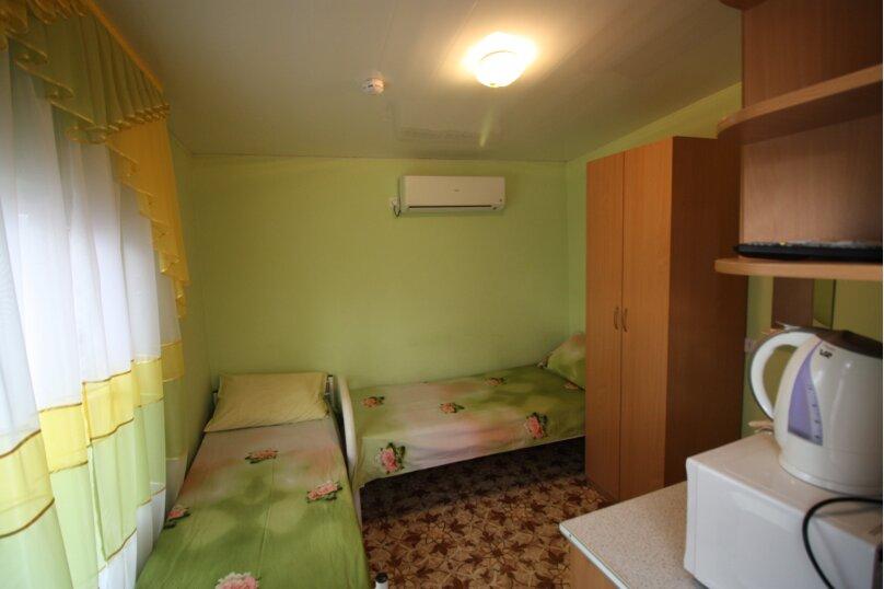 Двухместный эконом на втором этаже., улица Шевченко, 7, Ейск - Фотография 1