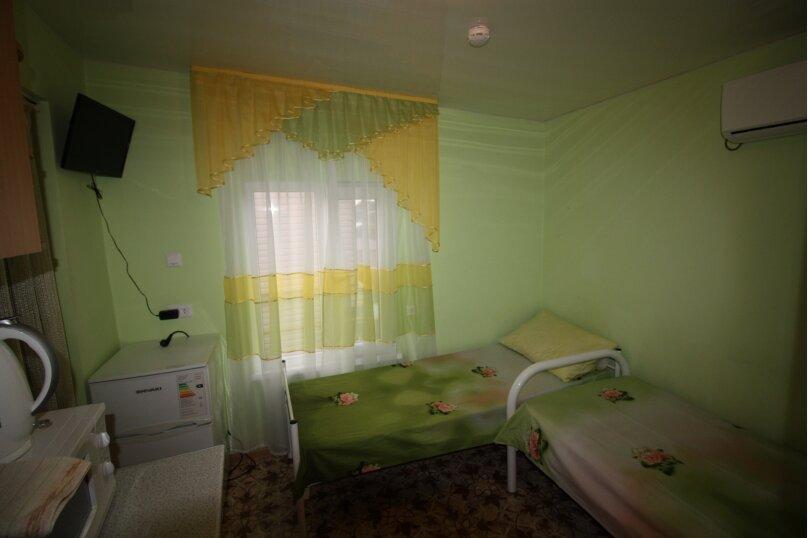 Двухместный эконом на втором этаже., улица Шевченко, 7, Ейск - Фотография 3
