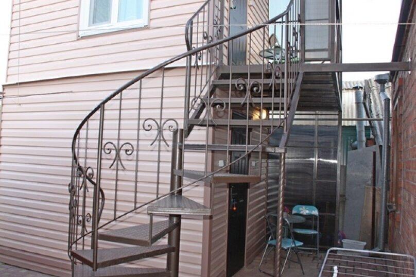 Двухместный эконом на втором этаже., улица Шевченко, 7, Ейск - Фотография 8