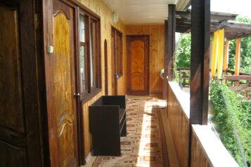 Дом-коттедж 90 кв.м ( Бунгало), 90 кв.м. на 6 человек, 3 спальни, улица Дружбы, 7, Лоо - Фотография 4