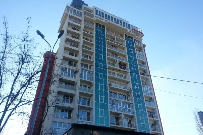 2-комн. квартира, 56 кв.м. на 4 человека, Перекопская улица, 4В, Алушта - Фотография 24