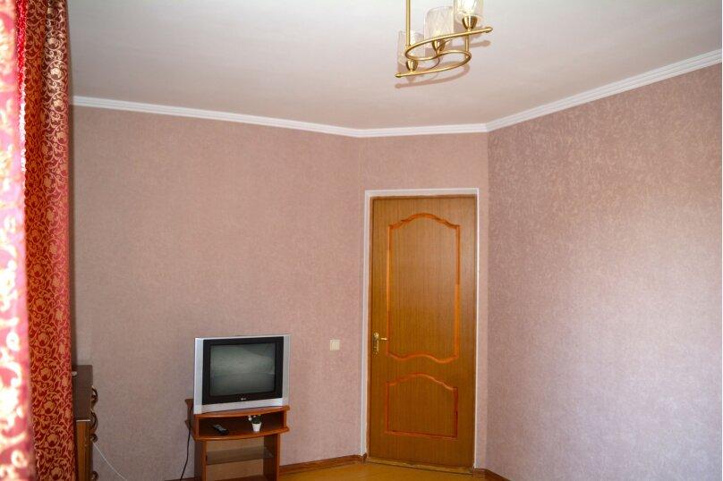Двухкомнатный номер с балконом с видом на море на 4-6 человек на 6 человек, улица Голицына, 12, Новый Свет, Судак - Фотография 8