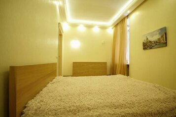 3-комн. квартира, 90 кв.м. на 6 человек, улица Глинки, 1, Санкт-Петербург - Фотография 3