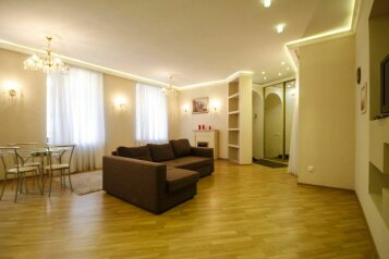 3-комн. квартира, 90 кв.м. на 6 человек, улица Глинки, 1, Санкт-Петербург - Фотография 4