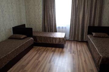 3-комн. квартира, 91 кв.м. на 6 человек, улица Безжонова, 66, Астрахань - Фотография 4