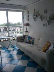 2-комн. квартира, 56 кв.м. на 4 человека, Перекопская улица, Алушта - Фотография 1