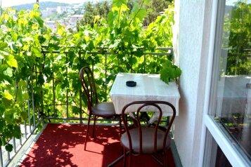 Двухкомнатный номер с балконом с видом на море на 3-5 человек на 5 человек, 2 спальни, улица Голицына, Новый Свет, Судак - Фотография 3