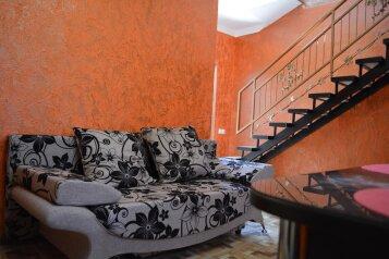 Двухэтажный номер с видом на море на 5 человек, 50 кв.м. на 5 человек, 1 спальня, улица Голицына, Новый Свет, Судак - Фотография 4