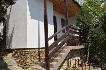 Комната студия с балконом на 2-3 человека с видом на море, 20 кв.м. на 3 человека, 1 спальня, улица Голицына, Новый Свет, Судак - Фотография 4