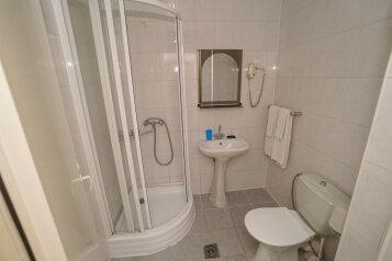 1 комнатный с балконом:  Номер, Стандарт, 3-местный, 1-комнатный, Гостиный двор, Азовская улица на 15 номеров - Фотография 3