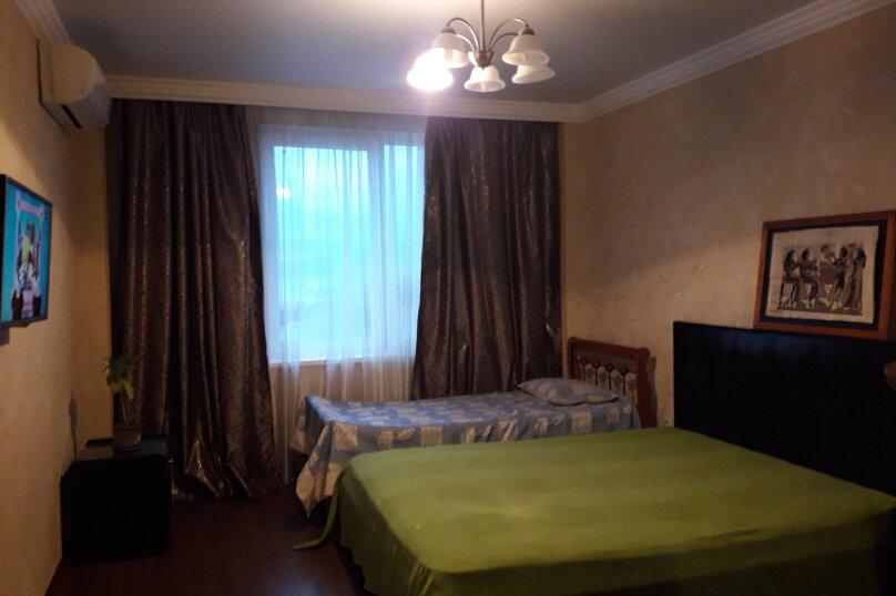 3-комн. квартира, 90 кв.м. на 8 человек, улица Просвещения, 84, Адлер - Фотография 18