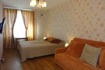 1-комн. квартира, 45 кв.м. на 4 человека, Выборгское шоссе, Санкт-Петербург - Фотография 1