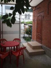 Дом из двух комнат, 50 кв.м. на 6 человек, 2 спальни, Виноградная улица, Геленджик - Фотография 2