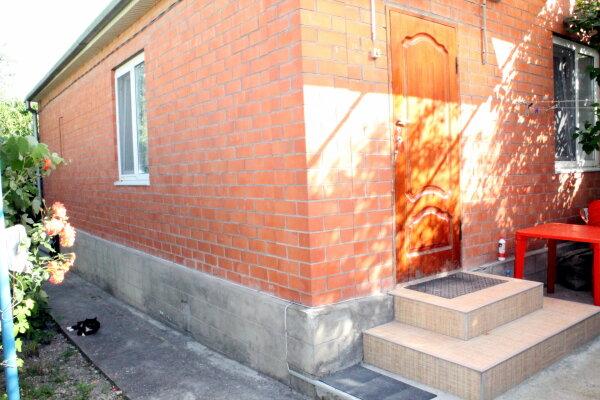 Дом из двух комнат, 50 кв.м. на 6 человек, 2 спальни, Виноградная улица, 2, Геленджик - Фотография 1