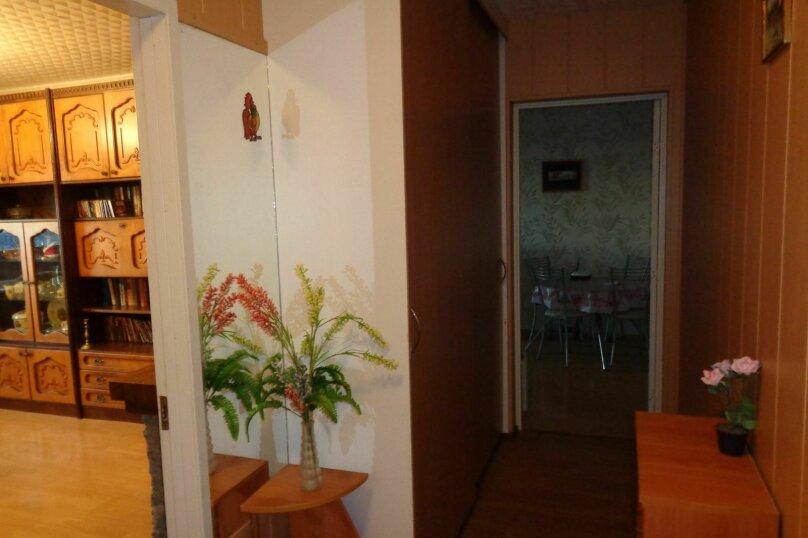 2-комн. квартира, 55 кв.м. на 3 человека, Новосмоленская набережная, 4, метро Приморская, Санкт-Петербург - Фотография 17