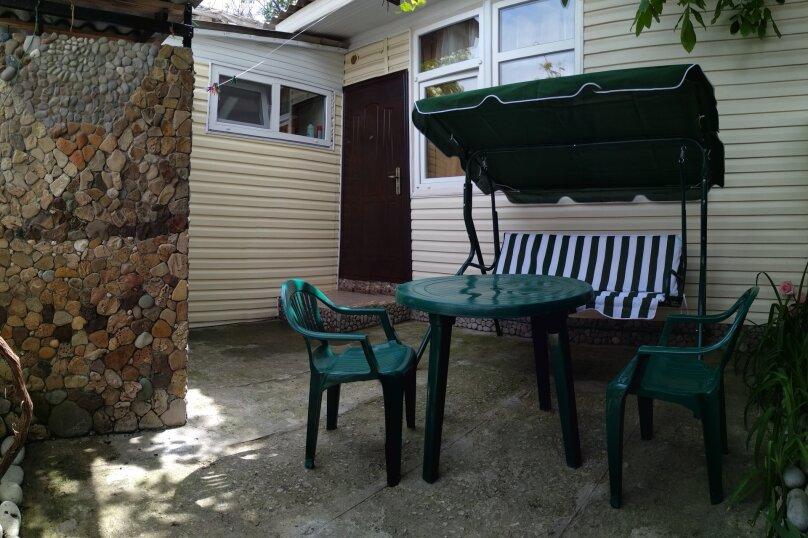 Уютный дом  со своим двориком., 30 кв.м. на 4 человека, 1 спальня, улица 8 Марта, 12, Феодосия - Фотография 1