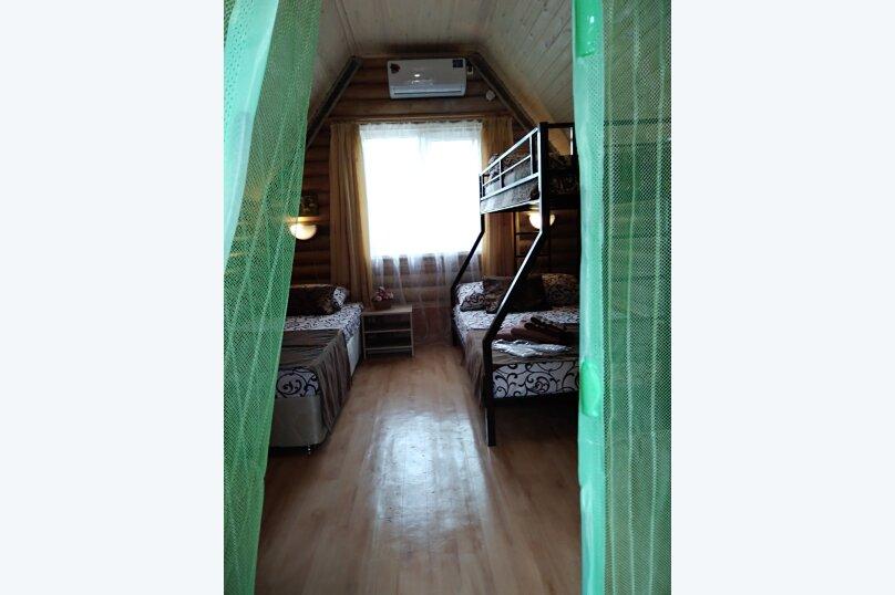 Деревянный дом, Ясная улица, 11, Тонкий мыс, Геленджик - Фотография 1