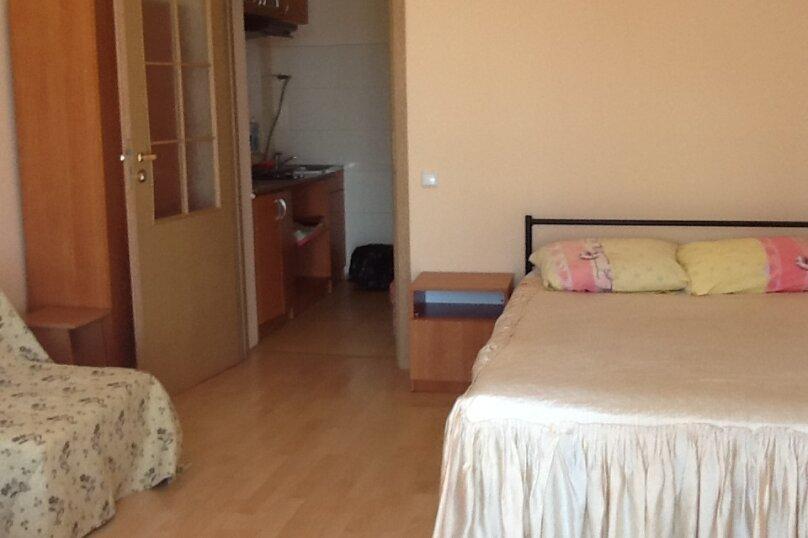 Коттедж в Крыму 500М от моря. Шикарный вид с балкона. Корпус 2, Виноградная улица, 8В на 4 комнаты - Фотография 21