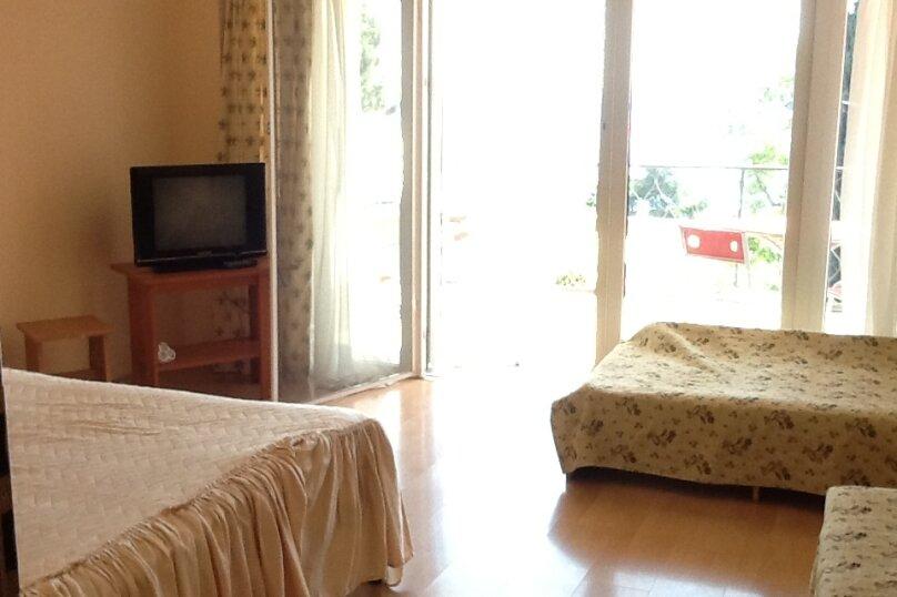 Коттедж в Крыму 500М от моря. Шикарный вид с балкона. Корпус 2, Виноградная улица, 8В на 4 комнаты - Фотография 25