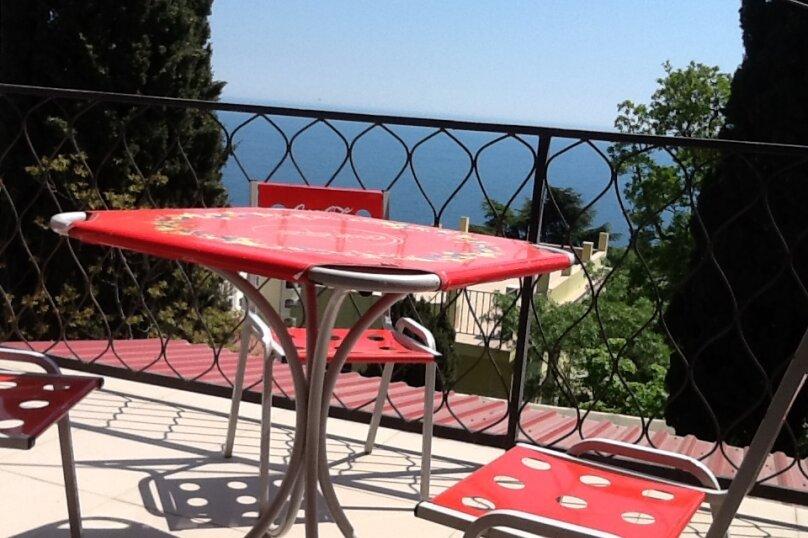 Коттедж в Крыму 500М от моря. Шикарный вид с балкона. Корпус 2, Виноградная улица, 8В на 4 комнаты - Фотография 26