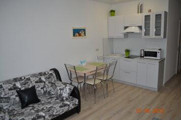 1-комн. квартира, 24 кв.м. на 4 человека, улица Чкалова, Адлер - Фотография 1