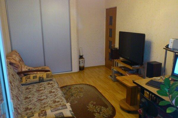 2-комн. квартира, 50 кв.м. на 5 человек, Энгельса , 4А, Ейск - Фотография 1